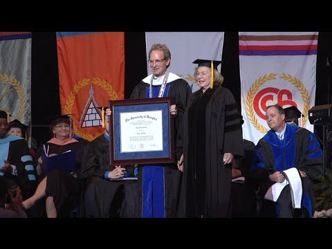 Buy an honorary doctorate degree