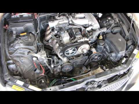 02 Lexus IS300 Full Timing Belt Kit with Seals replacement Part2
