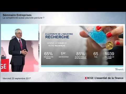Le rôle central de Genève dans le développement du groupe Firmenich