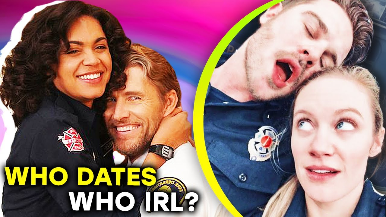 Download Station 19: Real-Life Partners Revealed! ⭐OSSA