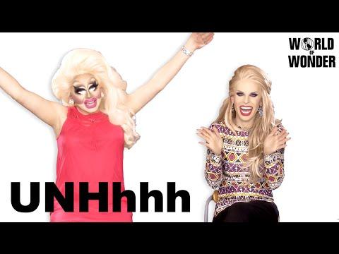 UNHhhh ep 8: Drag Names with Trixie Mattel & Katya Zamolodchikova