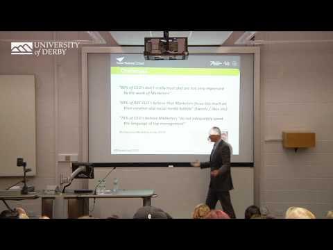 Professor John M  Rudd - Marketing 2020