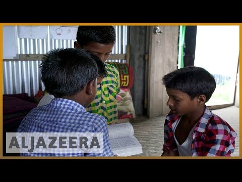 🇮🇳 Unique library battles illiteracy crisis in India island  | Al Jazeera English