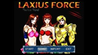 Laxius Force III: Grand Commendantor and Final Battle