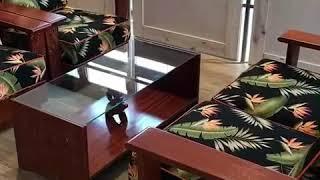 ご結婚のタイミングで、ご新居なら、是非ハワイアンな家具をご検討くだ...