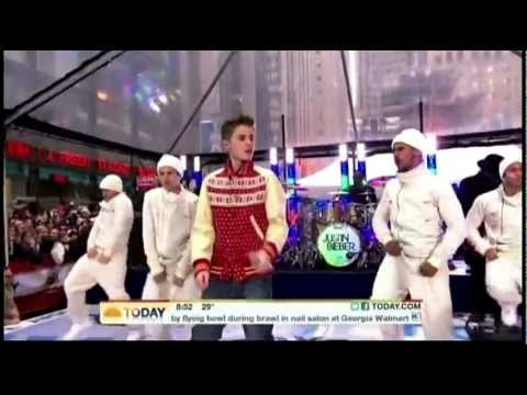 Justin Bieber Today Show Part 2 November 23