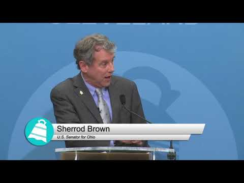 Sen. Sherrod Brown 4.9.18