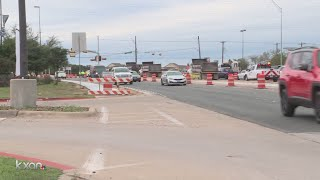Diverging diamond intersection to open this weekend in South Austin