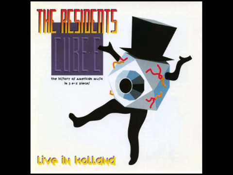 The Residents - Black Barry