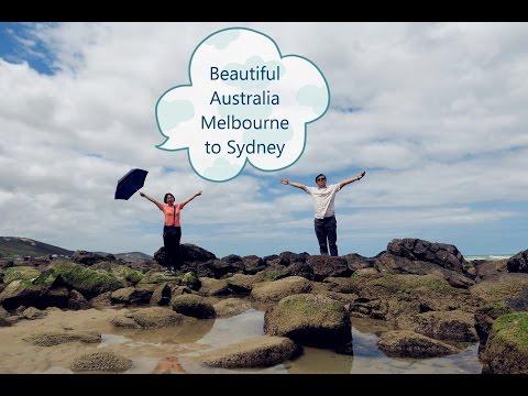 (Mavic Pro) BEAUTIFUL AUSTRALIA, Melbourne to Sydney.