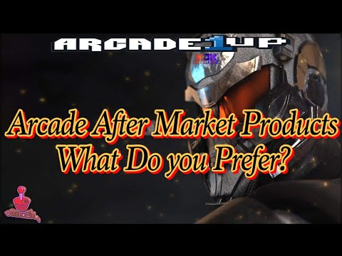 Arcade1UP  After Market Products| What to Know Before you Buy from Kio ÐÎÊKÎÑ