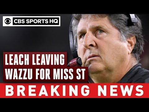 Walter Brown - Mississippi State hires Mike Leach