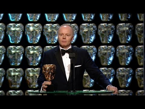 Jason Watkins wins BAFTA for Leading Actor - The British Academy Television Awards 2015 - BBC One