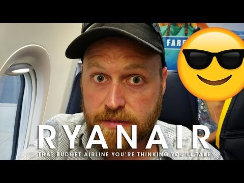 A Comprehensive Review On Ryanair - Why You Might Want To Fly Ryanair