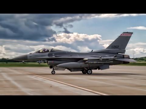 Volk Field Air National Guard Base Flight Operations