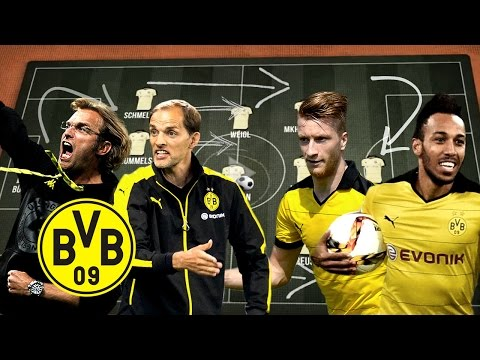 How Dortmund Turned into Goal Machines: Tactics Explained | Copa90 & Top Eleven Animation