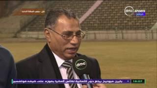 دورى dmc - تصريحات حسني عبدالله رئيس نادي السكة الحديد بعد الفوز على كهرباء الاسماعيلية