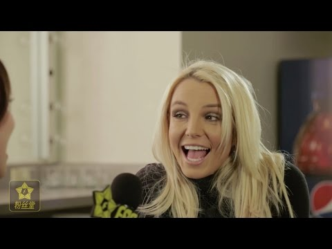 Britney Spears – Fanstang China Interview