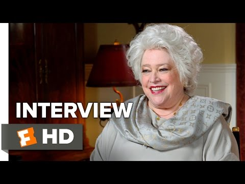 The Boss Interview - Kathy Bates (2016) - Comedy HD