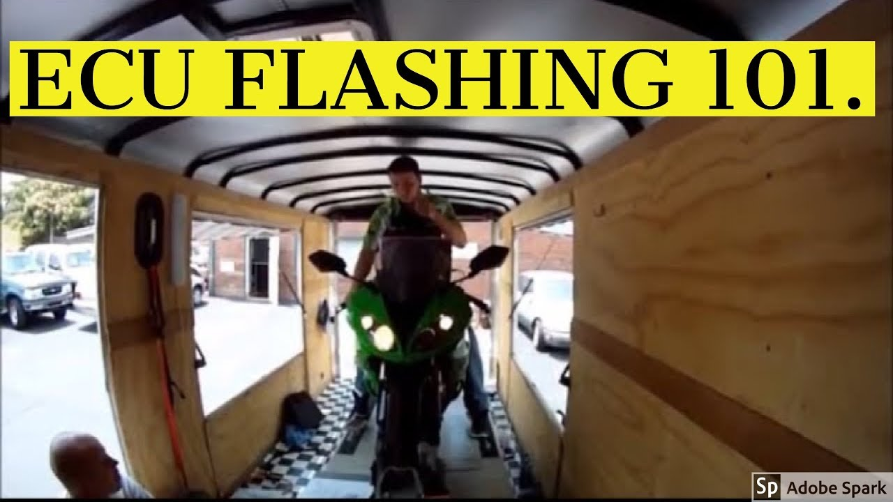 3 Ways To Flash Your Motorcycle Ecu For The Most Power, Ecu Flashing  Explained