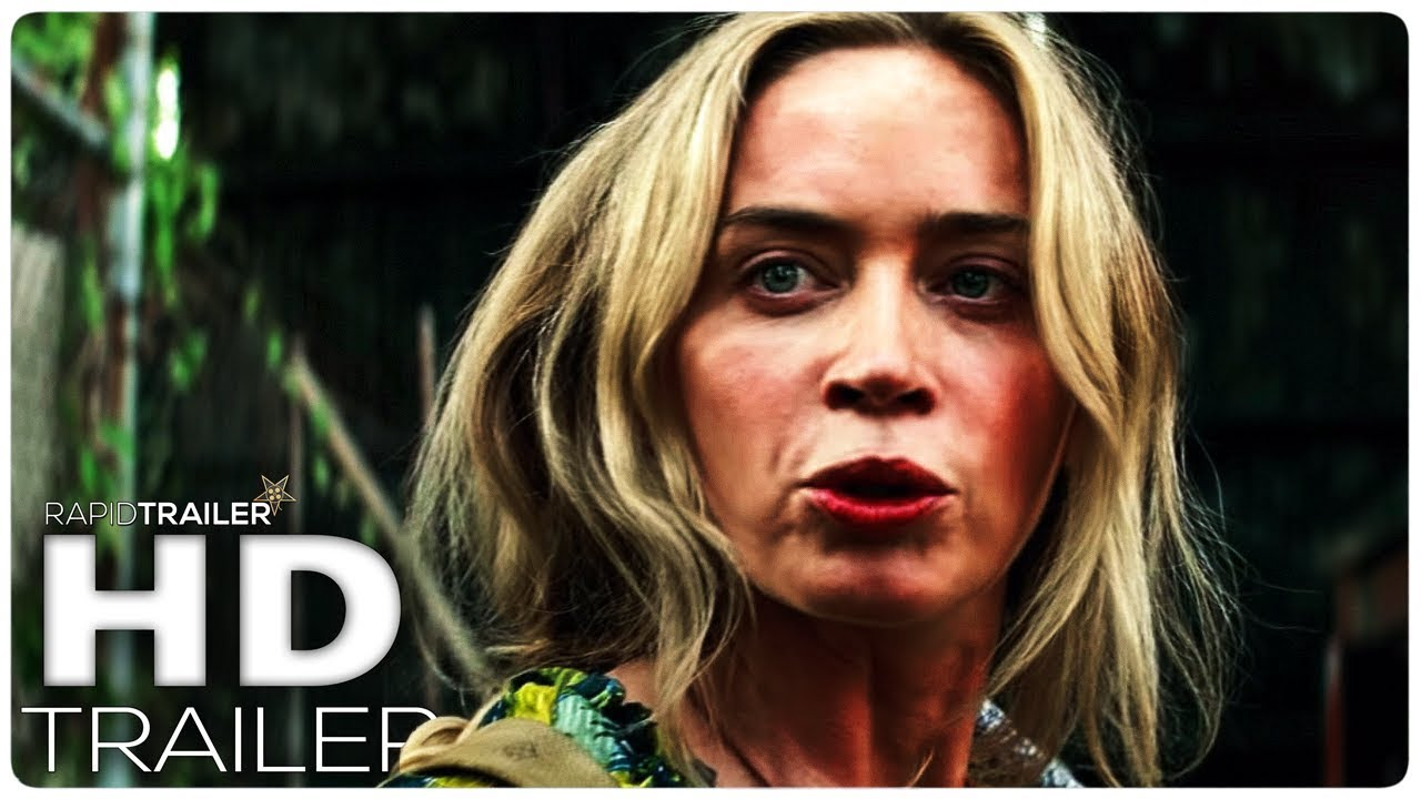 A QUIET PLACE 2 Official Trailer (2020) Emily Blunt, Horror Movie HD