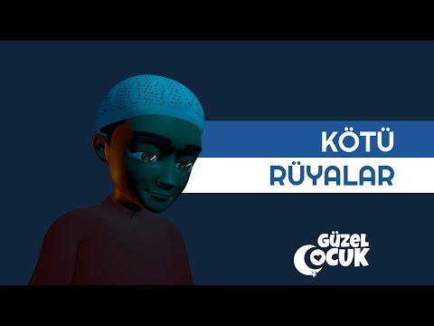 Mehmet Kötü Rüyalar Görüyor! | İslami Çizgi Film