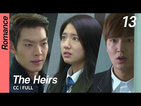 [CC/FULL] The Heirs EP13 | 상속자들