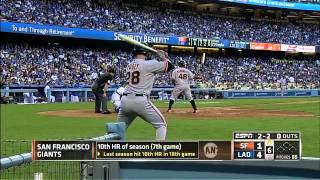 Giants vs. Dodgers 06.04.2014 [Full Game HD]