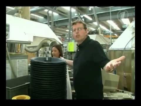 Сюжет о производстве динамиков RCF на Первом канале