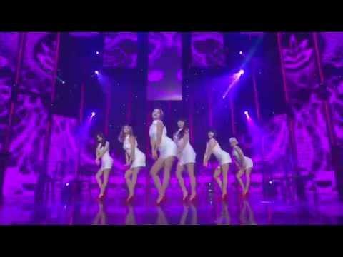 AOA(에이오에이) 짧은 치마 쇼챔피언 95회 / AOA Mini Skirt / エイオーエイ(エーオーエー) 短いスカート
