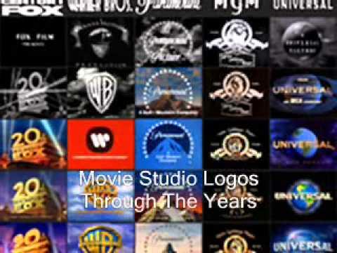 Movie Studio Logos The Years