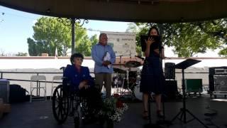 2017 Santa Fe Spanish Market | Proclamation - Antonia Apodaca