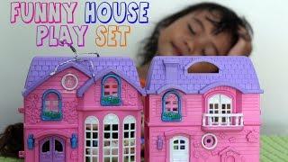 ᴴᴰ ღ Toy Studio ღ | Mini House Play Set : Barbie ~Mainan Rumah rumah Boneka