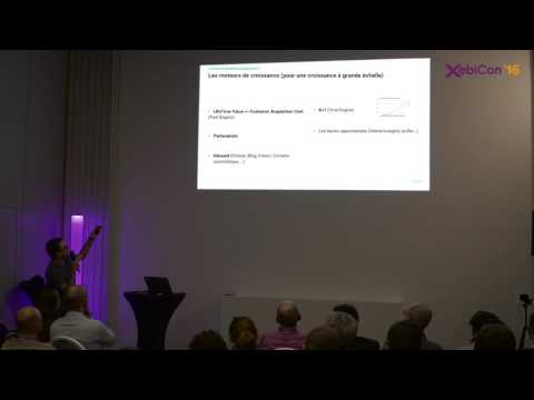 XebiCon'16 : Thiga - Qu'est ce que le Growth Hacking en 2016 ?