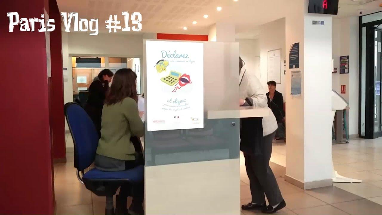 Paris Vlog #13 ★ Иду в налоговую Налоги во Франции | Бонжур Франция
