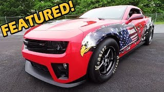 THE FREEDOM ROCKET: Nick's 1,000+ hp Camaro ZL1 | Episode 1: Featured!