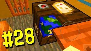 МАЙНКРАФТ ВЫЖИВАНИЕ НА ТЕЛЕФОНЕ НА ОСТРОВЕ #28 КАРТОГРАФИЯ В ПЕ PE 1.11.0.7 Minecraft Pocket Edition