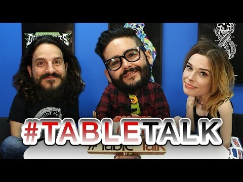 You're Not Ready For This TableTalk!