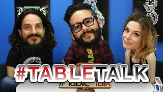You're Not Ready For This #TableTalk!