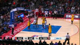 Clippers vs Cavs highlights
