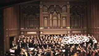 Rachmaninoff, Three Russian Songs, Op. 41, #3