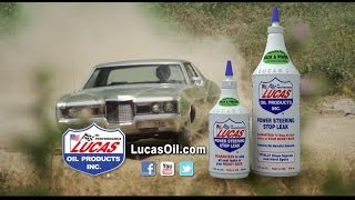 Lucas Oil - Power Steering Stop Leak - Rally Grandma (30 sec spot)