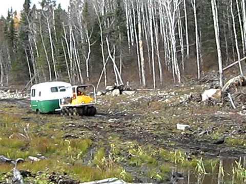 Bushswamper - Moose Hunt 2010