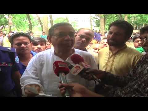 নতুন করে ট্রাইব্যুনাল পুনর্গঠন   BD Law Minister   Anisul Huq   Somoy TV