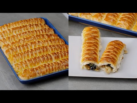 Stuffed buns with escarole the delicious recipe for your special dinner