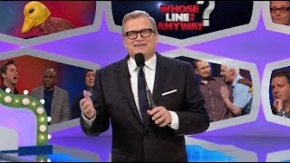 Whose Line Banter Bits: Mentions and References to Drew Carey (Part II)