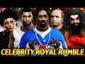 WWE 2K17 30 MAN CELEBRITY ROYAL RUMBLE