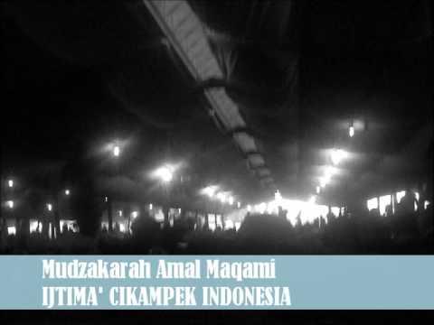 [ IJTIMA' CIKAMPEK 2012 ] Mudzakarah Amal Maqami - DHUHA 27 Juni 2012