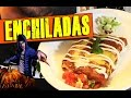 Vegan Enchilada Recipe | The Vegan Zombie