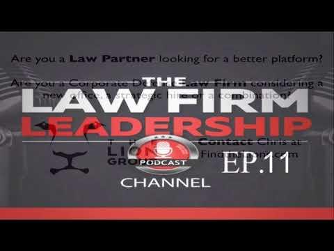Law Firm Merger & Combination Advice | Ep 11 Elliott Portnoy of Dentons